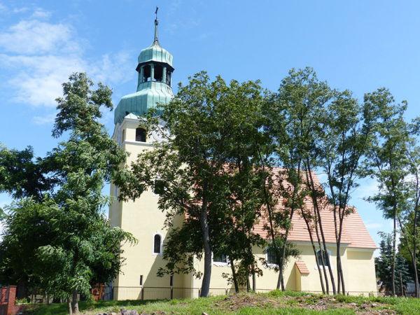 Kościół Moczydlnica Klasztorna