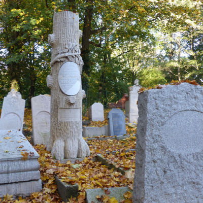 cmentarz żydowski w wińsku
