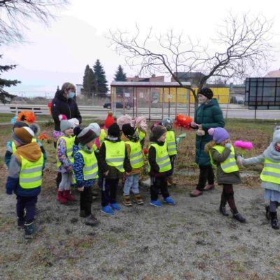 Wielka radość, piękne kolory i ogromne zaangażowanie – to wszystko towarzyszyło najmłodszym mieszkańcom Wińska