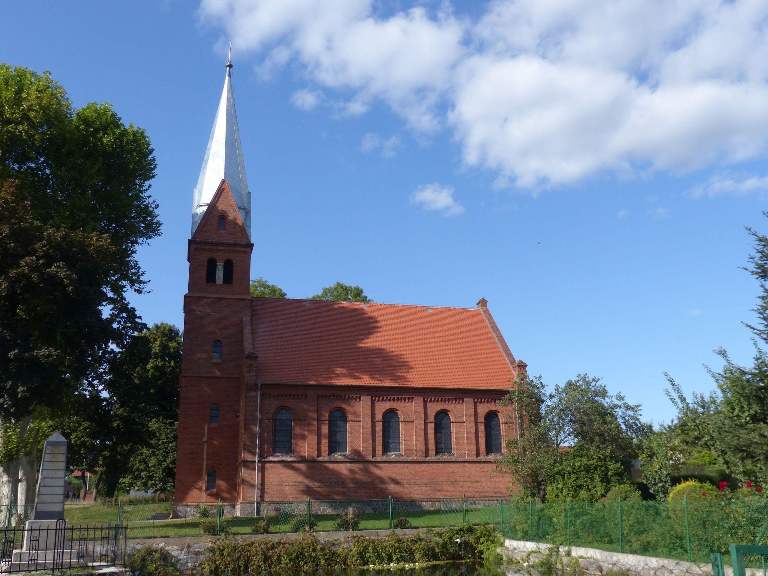Kościół w Baszynie