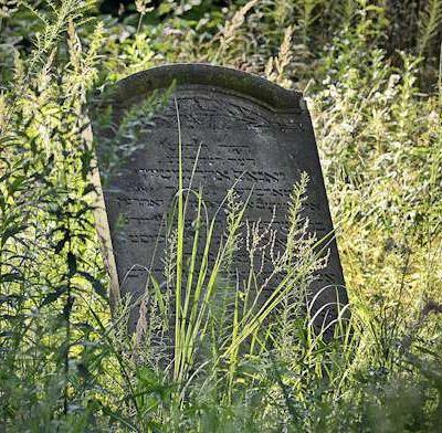 Wińsko, Cmentarz żydowski (pozostałości) ul. Piłsudskiego