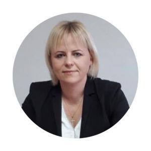 Sekretarz Gminy Wińsko Aneta Niewiarowska