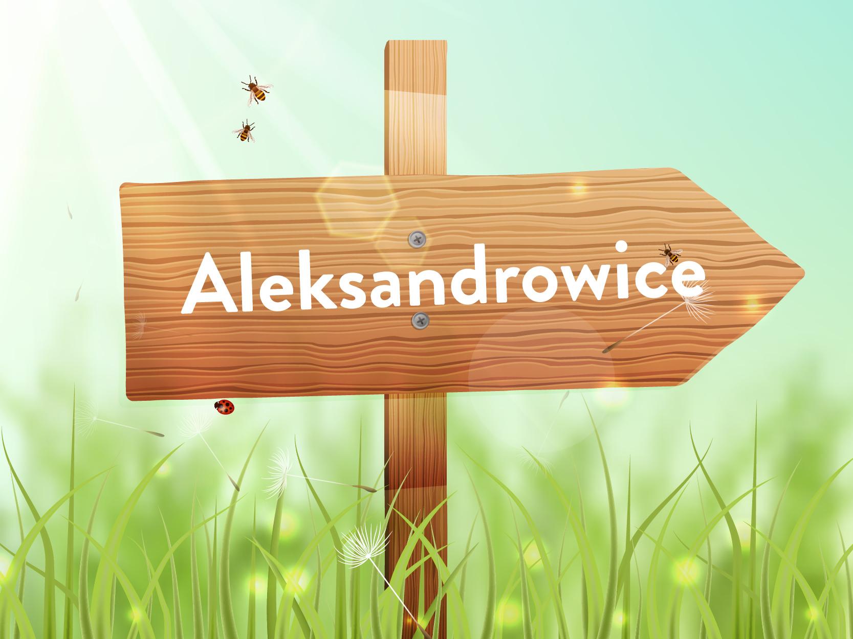 sołectwo Aleksandrowice