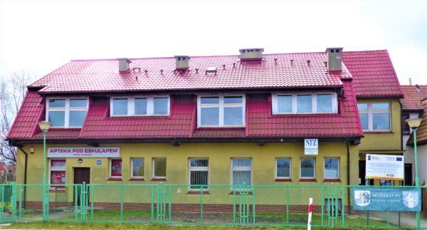 Ośrodek Zdrowia Krzelów