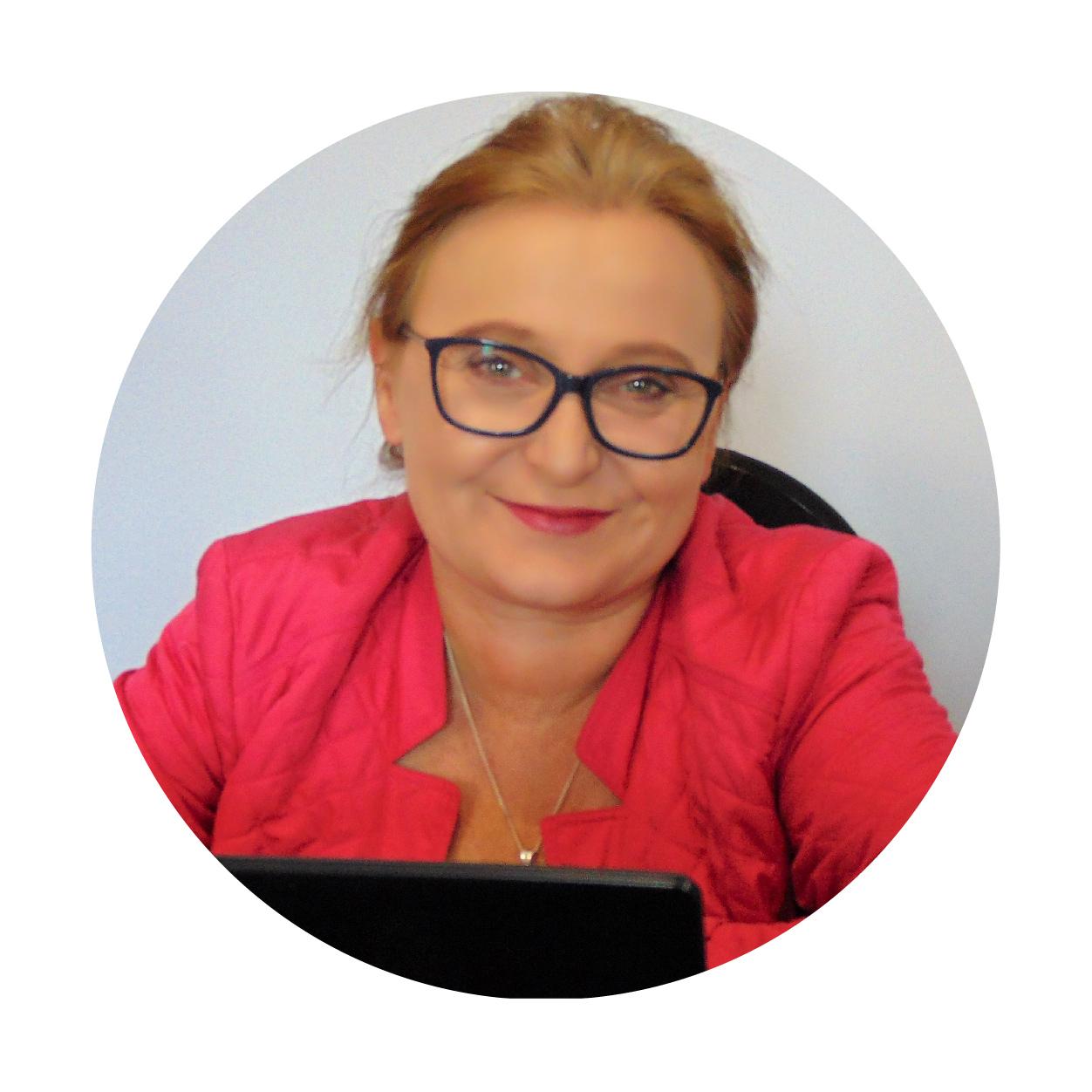 Pani wójt Jolanta Krysowata–Zielnica
