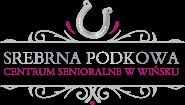 Logo Centru Senioralne Srebrna Podkowa