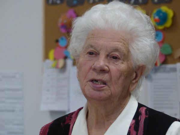 Pani Wanda świętowała 85. urodziny