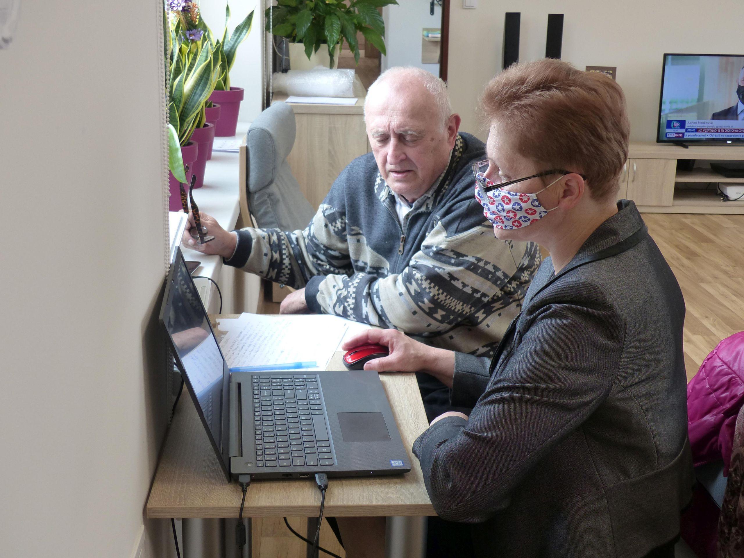 Narodowy Spis Powszechny Ludności i Mieszkańc 2021 w Srebrnej Podkowie
