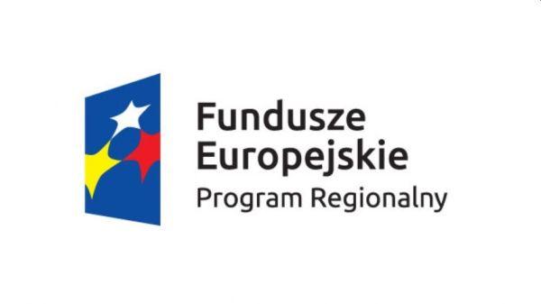 Logo Fundusze Europejskie, Program Regionalny